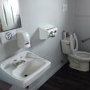 Salle de toilette - Gare fluviale de Notre-Dame-des-Sept-Douleurs