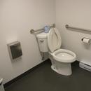 Toilette accessible
