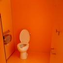 Toilette accessible mixte