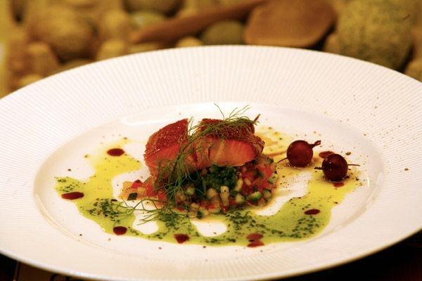 Restaurant Auberge du Grand Fleuve