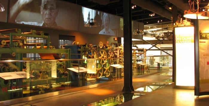 Picture of EstablishmentBoréalis, Centre d'histoire de l'industrie papetière