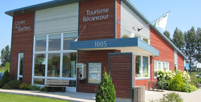 Picture of EstablishmentBureau d'information touristique de Bécancour