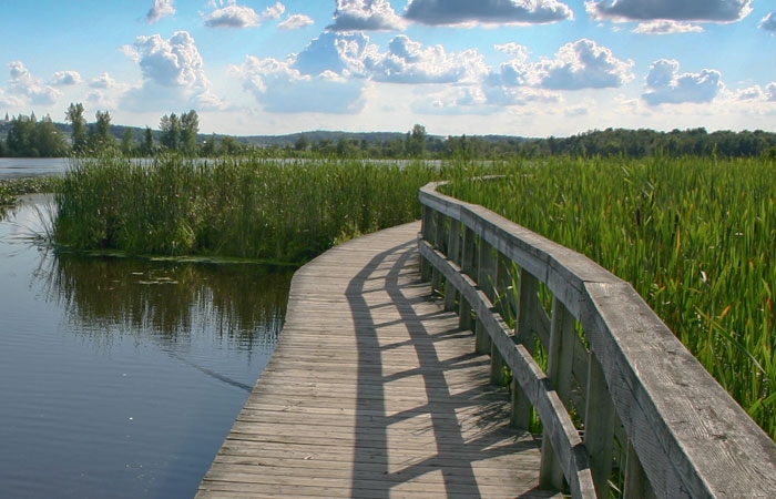 Photo de l'établissementCentre d'interprétation de la nature du Lac Boivin