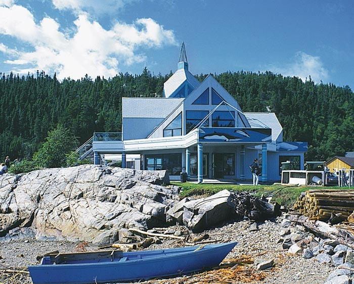 Picture of EstablishmentCentre d'interprétation des Mammifères Marins (CIMM)