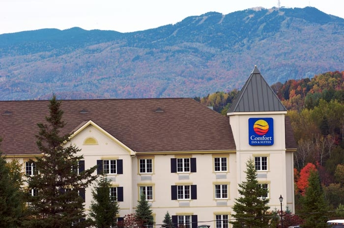 Photo de l'établissementHôtel Comfort Inn Mont-Tremblant