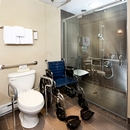 Salle de bain (douche-cabine)
