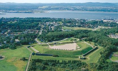 Lieu historique national du Canada des Forts-de-Lévis