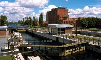 Lieu historique national du Canada du Canal-de-Lachine