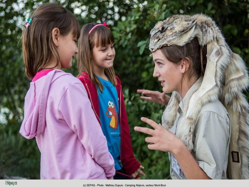 Guide et enfants