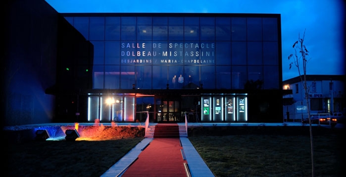 Picture of EstablishmentSalle de spectacle Dolbeau-Mistassini Desjardins Maria-Chapdelaine