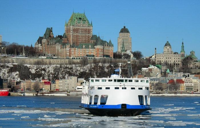 Picture of EstablishmentTraverse Québec - Lévis / Navires maritimes - Société des traversiers du Québec (STQ)