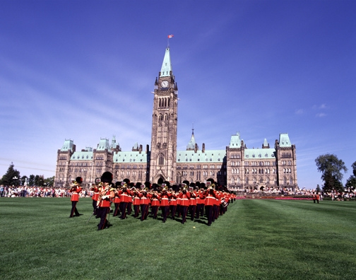 Photo de l'établissementParlement du Canada