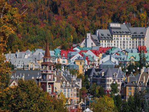 Quartier Tremblant - Camp de base