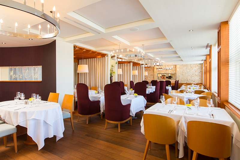 Picture of EstablishmentRestaurant Monte Cristo Lounge / Le Bonne Entente Hôtel Contemporain