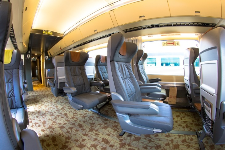 Picture of EstablishmentVia Rail Canada - Voiture Parc Prestige
