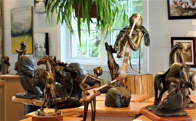 Photo de l'établissementAtelier Galerie Nicole Deschênes Duval