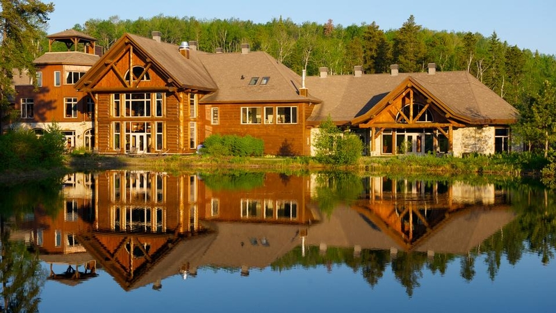 Picture of EstablishmentAuberge du Lac Taureau