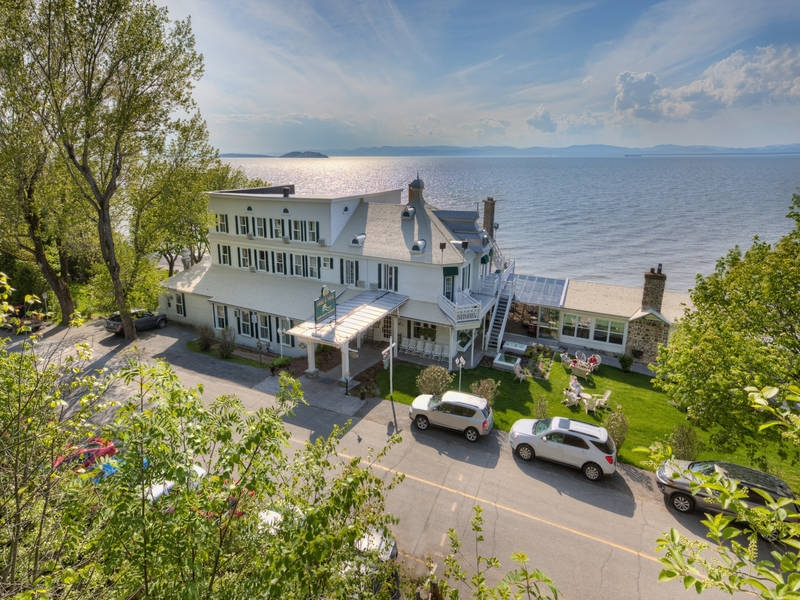 Photo de l'établissementAuberge du Portage