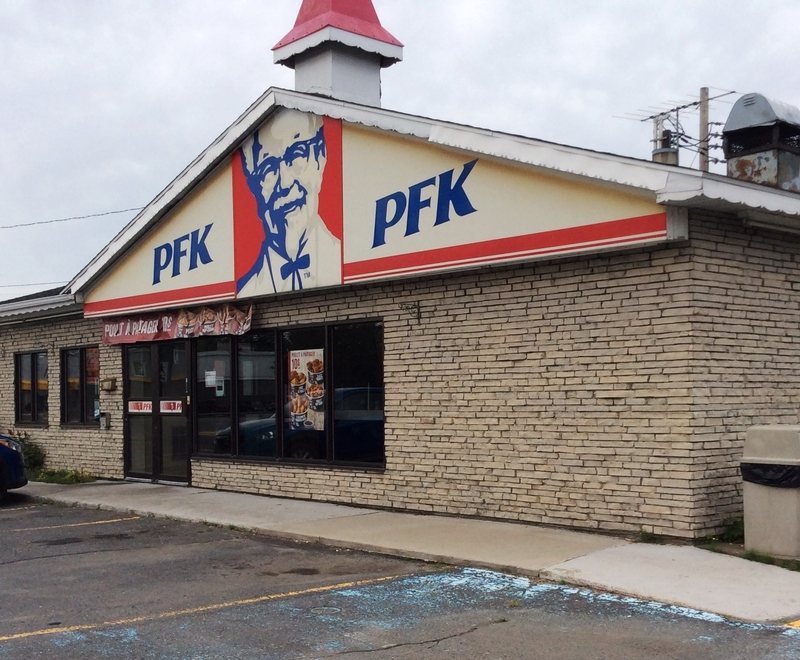 Image result for Poulet Frit Kentucky