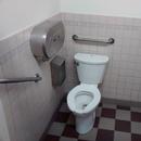 Toilette Femme / Bloc sanitaire du Parc