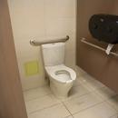 Baie Sauvage Centre de services l'Escale Toilette Femmes