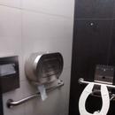Toilette adaptée - Homme (Sous-sol)