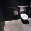 Cabinet accessible - Toilette hommes