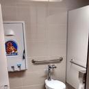 Toilette accessible Femme