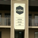 Entrée cinéma le Cube