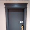 Accès intérieur / Chambre 243