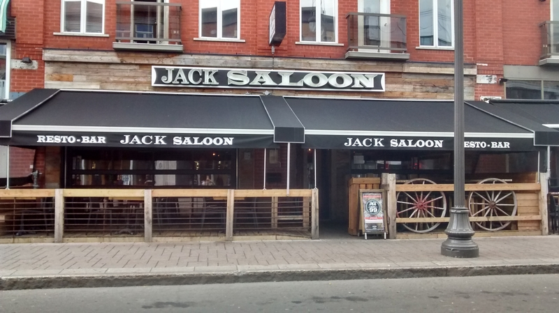 Picture of EstablishmentJack Saloon Trois-Rivières