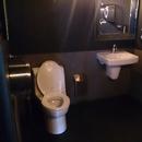 Salle de toilette accessible du rez-de-chaussée
