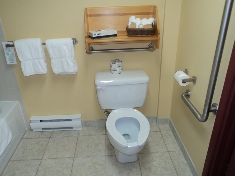Salle de bain / Chambre 101