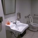 Salle de toilette accessible - 42e étage