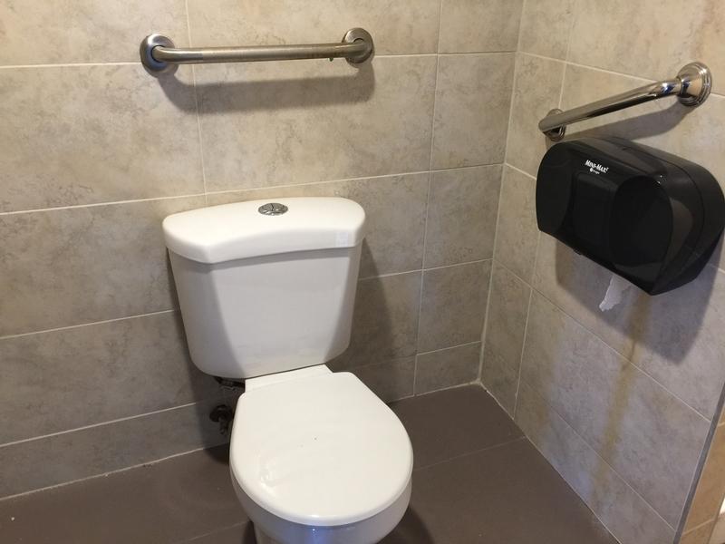 Salle de bain près du Spa O'Quartz