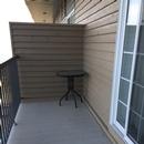 Balcon / Chambre adaptée