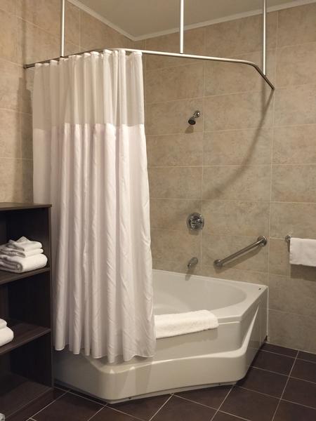 Salle de bain / Chambre accessible