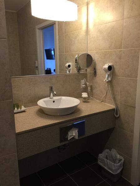 Salle de bain / Chambre adaptée
