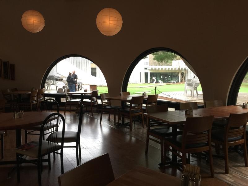 Bistro - à l'étage / Pavillon J.A.-DeSève