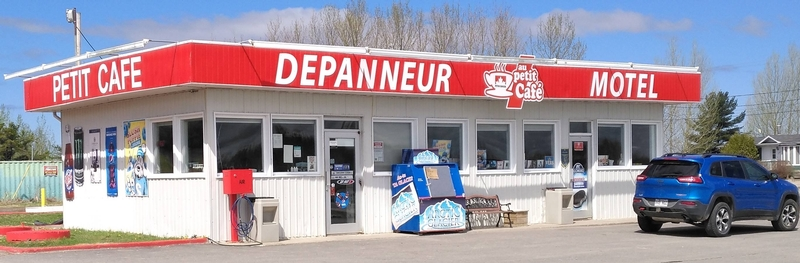 Picture of EstablishmentDépanneur - Le Petit Café Petro Canada - Hébertville