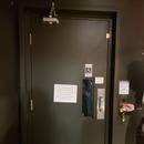 Ascenseur accès avec le personnel