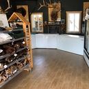 Espace intérieur dans la boutique