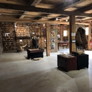 Espace intérieur du centre d'interprétation