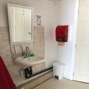 Intérieur de la salle de toilette