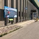 Entrée accessible avec rampe d'accès extérieure