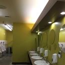 Espace lavabos - Salle de toilettes hommes