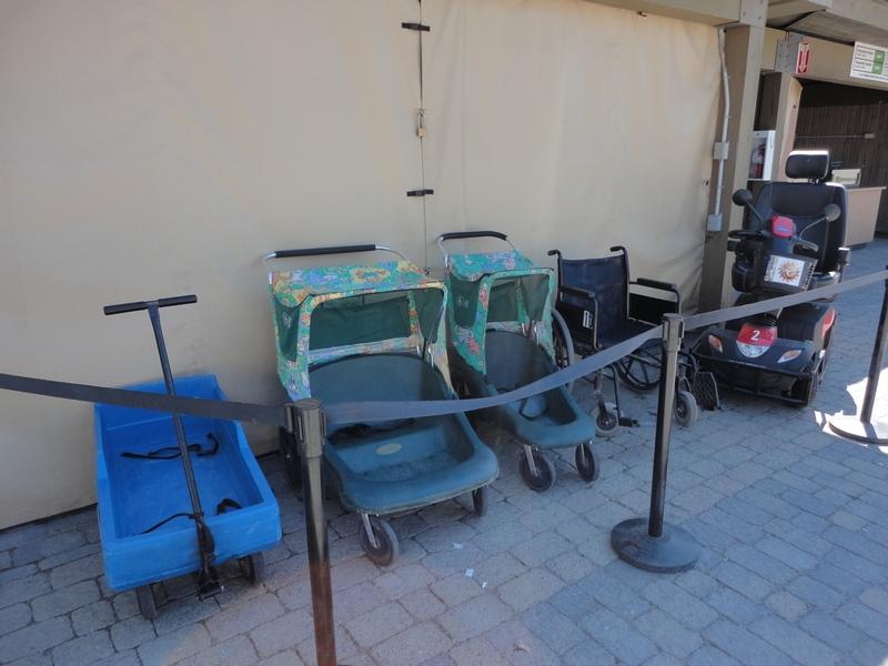 Location de fauteuils manuels et de quadriporteurs