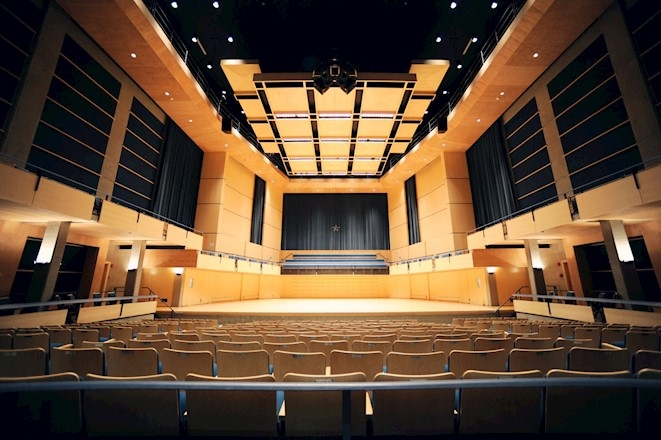 Photo de l'établissementDomaine Forget - Salle Francoys-Bernier et Pavillon Joseph-Rouleau