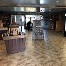Espace intérieur de la boutique