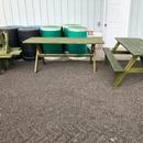 Six (6) tables à pique-nique accessibles